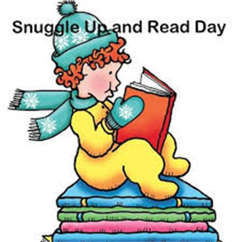 Snuggle Up and Read Day Coming January 26