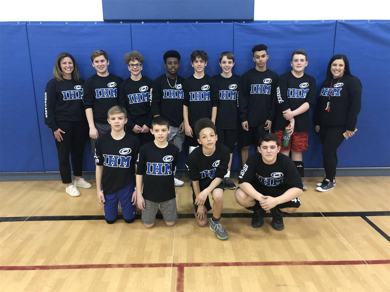 Good luck in round 2 of playoffs this week,  Sr. Boys Volleyball!